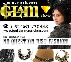 Funky Princess Glam Photos