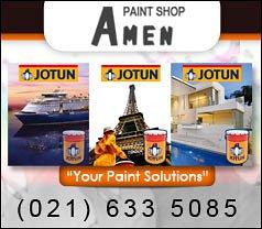 Amen Paint Shop Photos