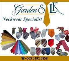 Garden Silk Marketing Photos