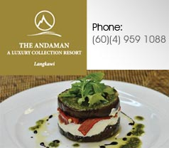 The Restaurant @ The Adaman Photos