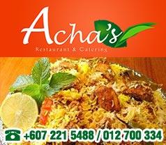 Acha's Restaurant & Catering Photos