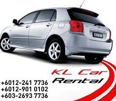 KL Car Rental Photos