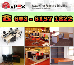APEX Office Furniture Sdn. Bhd. Photos