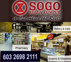 Sogo (KL) Department Store Sdn Bhd Photos
