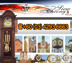 Siew Cheong Clocks Sdn. Bhd. Photos