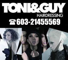 Toni & Guy Photos