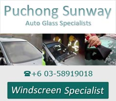 Puchong Sunway Auto Glass Specialists Photos