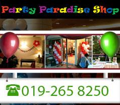 Party Paradise Shop Photos