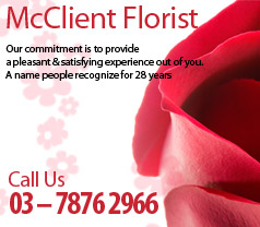 McClient Florist Photos