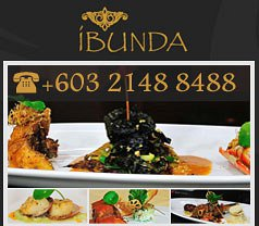 Ibunda Malay Fine Dining Photos
