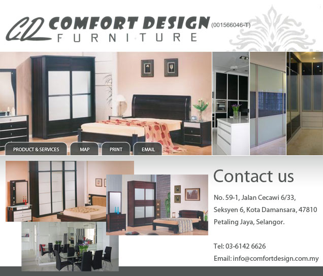 Comfort Design Furniture Photos
