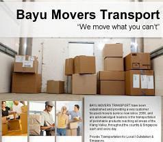 Bayu Movers Transport Photos