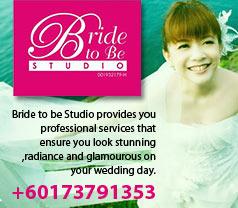 Bride to Be STUDIO Photos