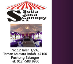 Sri Setia Jasa Canopy Enterprise Photos