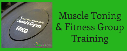 Muscle Toning & Fitness Group Training