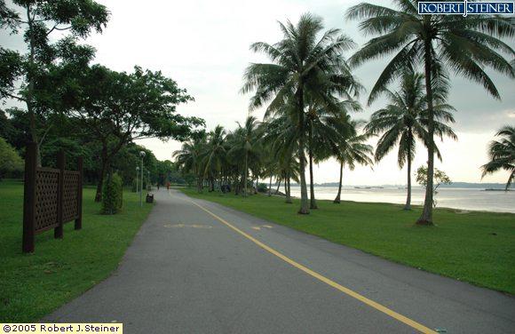 Pasir Ris Beach, Cycle by the Beach