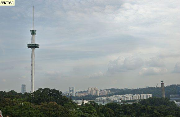 Carlsberg Sky Tower, Overview