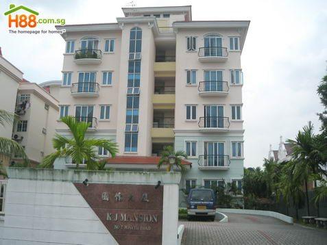 K.J Mansion